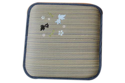 刺绣坐垫T-026